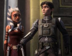 Ahsoka and Lux (This is a made up conversation) Lux: allow me to handle it my dear. Danger runs crying when faced by lux bonteri. Ahsoka: ummm...I'm the Jedi.....your just a senator.....who do you think should face the danger?< xD