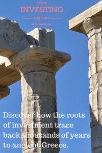 Discover how the roots of investment trace back thousands of years to ancient Greece. Stock Investing, Investing In Stocks, Going Dutch, Ancient Greece, Roots, Greek, Women, Greece, Woman