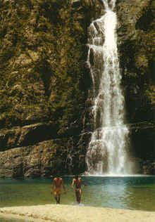 Salto del Jimenoa (Jarabacoa)    Wanna go here next year