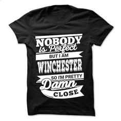 WINCHESTER-the-awesome - #birthday shirt #tshirt pattern. MORE INFO => https://www.sunfrog.com/LifeStyle/WINCHESTER-the-awesome-87595584-Guys.html?68278