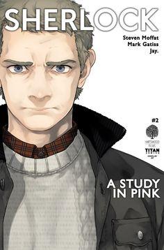 Sherlock: A Study in Pink #2 #TitanComics @titancomics @ComicsTitan #Sherlock Release Date: 7/13/2016