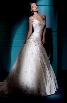 Brides: Demetrios - Sposabella : Style No. 4275 : Wedding Dresses Gallery