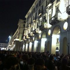 Saturday Night at Piazza Vittorio
