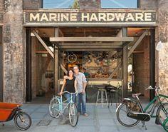 Dutch Bike Co | Ballard.  Bikes and Cafe.  Scratch-made biscuits & gravy on Fridays and Sundays.