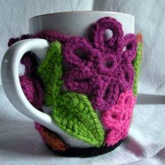 Ravelry: Marjolaine64's mug cosy