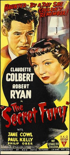 The Secret Fury (1950) via Australia