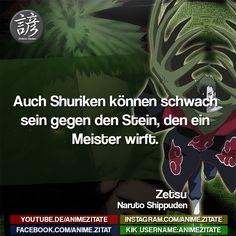 #Zetsu #Naruto #AnimeZitate Naruto Shippuden, Boruto, Naruto Quotes, Lol, Fun
