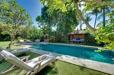 Photo gallery | The Orchard House – Seminyak 4 bedroom luxury villa, Bali - Orchard House - pool view