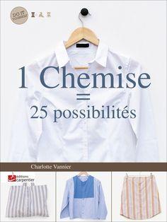 1 Chemise : 25 possibilités