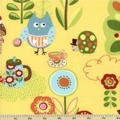 Yellow Cherries | Fun In The Sun Beach Cotton Fabric - Multi FUN-C1151-MULTI - Beverlys ...