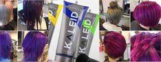 KALEID – das bietet KALEID. Leuchtende, intensive semipermanente Farben für unendliche Kreativität       #OhneTierversuche #Ohne Amoniakdafür mit viel Feuchtigkeit, Proteine und Keratin.        Wie ein Blick durchs Kaleidoskop fließen die neuen lebhaftenKaleidFarbnuancen vonTrinity Haircareineinander.