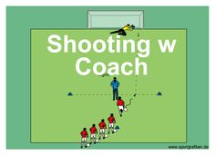 U8 Soccer Shooting Drills For Training
