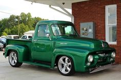 1954 Ford:                                                                                                                                                                                 More