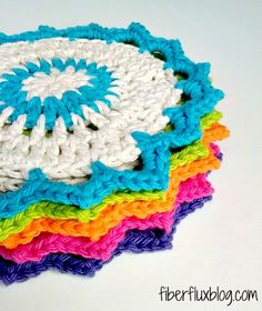 fiber fluxadventures in stitching free crochet patternlotus