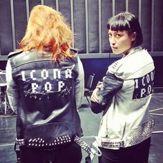 Icona Pop - Get Lost (new single song stream) Icona Pop, Album Stream, Kim And Kanye, Just Married, Music Bands, Great Photos, Graphic Sweatshirt, Tours, Sweatshirts