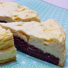 Tarta de queso, sana, baja en calorías y 0 azúcares. Una buena alternativa para matar la ansiedad y los momentos golosos. Ingre...