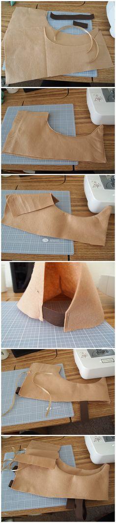 Seven Dwarfs - shoe covers