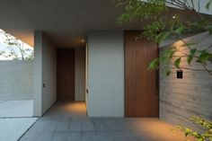 3258 Wildwood Park, Entrance Lighting, Space Place, House Front, Concrete, Porch, Exterior, House Design, Interior Design