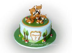 Авторские торты Татьяны Китиной. Торт в Минске