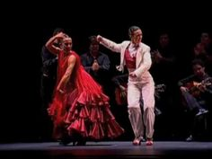 Flamenco dance, Ballet Nacional De España (Start at 1:00, again at 2:24)