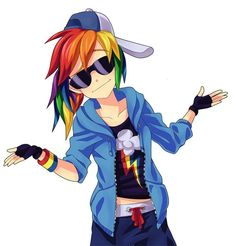 my little pony human picture - Google Search