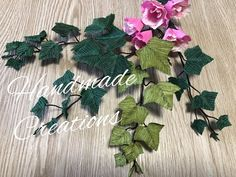 Fleurs Diy, Ivy, Wreaths, Flowers, Youtube, Home Decor, Manualidades, Decoration Home, Door Wreaths