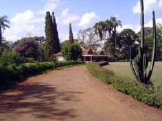 Karen Blixen's former house in Nairobi Having lived in Nairobi for years now, the Karen Blixen legend is still as enduring as ever. When I first moved to the area, I absolutely loved visiting Karen Blixen's house which has been wonderfully preserved with some beautiful antiques (other items are reproduction, I think many are from …