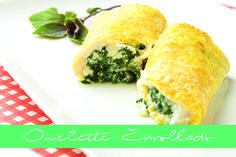 Una variación del delicioso omelette que le encanta a los niños!
