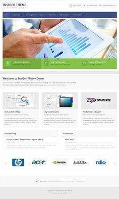 Insider WordPress Theme - WPZOOM