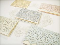 All Things Laser Cut – Laser Cut Cards