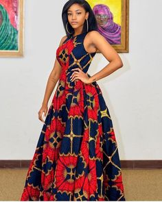 Items similar to Taiye African maxi dress / African dress / African print dress for women / African dresses / African clothing on Etsy Latest Ankara Dresses, Ankara Maxi Dress, African Maxi Dresses, Ankara Dress Styles, Latest African Fashion Dresses, African Dresses For Women, African Print Fashion, African Attire, African Prints