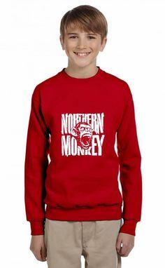 northern monkey Youth Sweatshirt