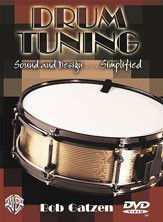 Drum Tuning: Sound and Design . . . Simplified (DVD)