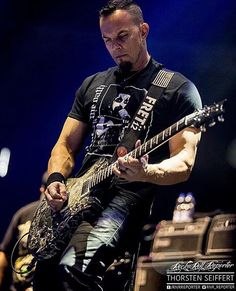 Tremonti...❤ This guitar
