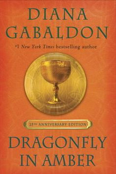 'Dragonfly in Amber' 25th Anniversary Edition - #DianaGabaldon #DragonflyInAmber #OutlanderSeries #supportlocal bookstores