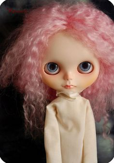 I started to get lost in the world of doll...I could have pinned and pinned