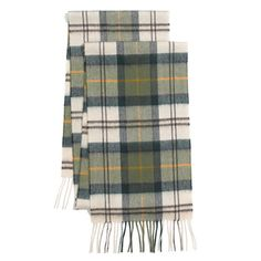 Barbour® Tartan Plaid Scarf - scarves, hats, & gloves - Women's ACCESSORIES - Madewell