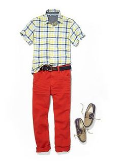 Kids Clothing: Boys Clothing: Outfits We  Spring Break | Gap