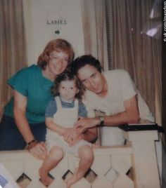 Ted Bundy, Carol Ann Boone (wife) and their daughter (said to have been conceived behind a water cooler at Starke Pen) . Ted Bundy, Carol Ann, Criminology, Criminal Minds, Serial Killers, True Crime, Mug Shots, Just In Case, At Least