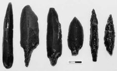 Fig. 4: Chemical analysis has shown that the people of Çatalhöyük were gaining access to obsidian from the volcanoes of Cappadocia, 190km away as the crow flies, but perhaps more likely a 500km round-trip via water sources (photo: Jason Quinlan).