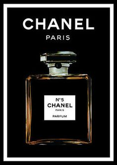 chanel number 5 perfume label graphic google search