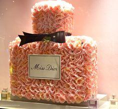 Miss Dior window display, Hong Kong