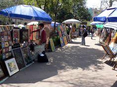 San Angel Market, Mexico City - Mexico City.  I loved this market..it was only on Saturdays. So many amazing, handmade items!