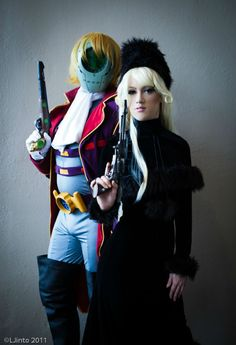 Maetel and Count Mecha Counting, Steampunk, Cosplay, Deviantart, Costumes, Fashion, Moda, Dress Up Clothes, Fashion Styles