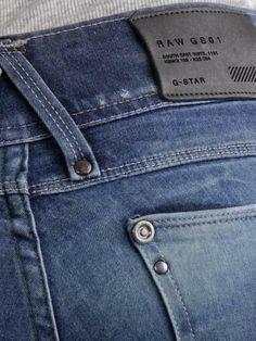 Fashion Tag, Denim Fashion, Garra, Clothing Apps, Denim Art, Trouser Jeans, Men's Jeans, Denim Ideas, Leather Label