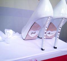 Bridal Shoes  For Sale ❤#ECAevents #bridalshoes #handmade #unique #weddingshoes #brideheels #brideshoes  #forsale #weddingplanner #weddings #weddingdetails  #bride #bridetobe