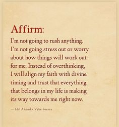 I will align my faith with divine timing and trust that everything that belongs in my life is making its way towards me right now Inspiration Quotes Dream, Quotes To Live By, Me Quotes, Motivational Quotes, Faith And Love Quotes, Inspirational Quotes Pictures, Inspirational Thoughts, Faith Quotes, Funny Quotes
