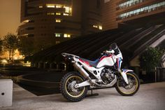 Honda unveils new Africa Twin Adventure Sports concept