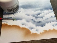 Sea and Sky - Tutorial  by Just4FunCrafts and DoveArt Studios