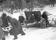 Defence of Moscow. 1941The Soldiers Of The Red Army.